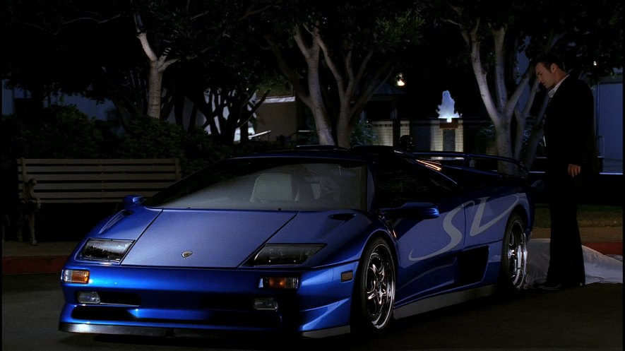 Imcdb Org 1999 Lamborghini Diablo Sv In Nip Tuck 2003 2010