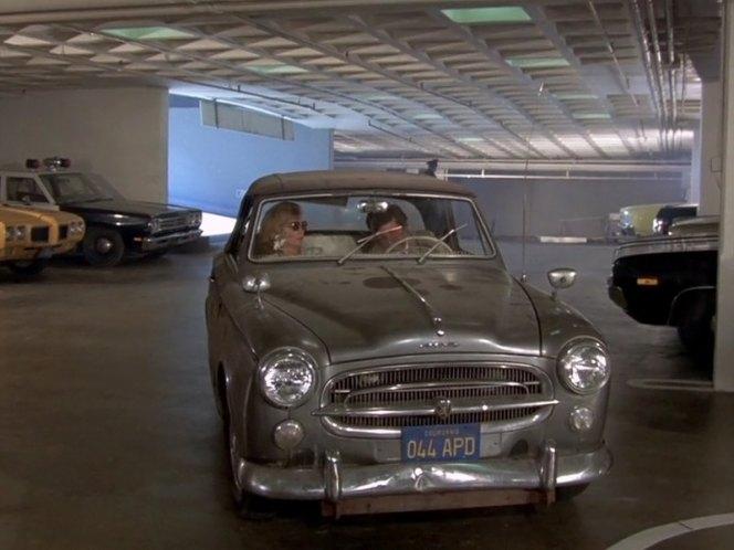 1960 peugeot 403 cabriolet dans columbo requiem for a falling star 1973. Black Bedroom Furniture Sets. Home Design Ideas