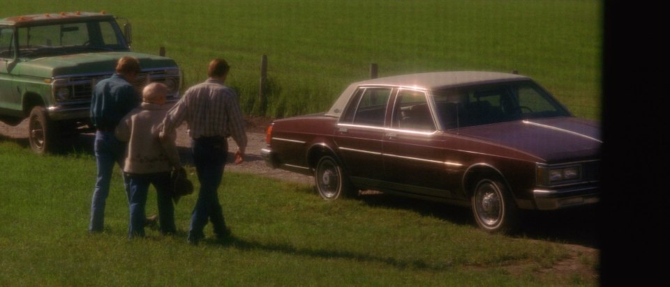 """IMCDb.org: 1980 Oldsmobile Delta 88 Royale in """"The Horse ...1980 Oldsmobile Delta 88 Royale"""