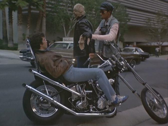 IMCDborg Harley Davidson Knucklehead Chopper In Starsky And Hutch 1975 1979