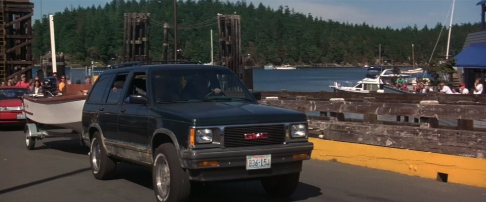 """IMCDb.org: 1991 GMC S-15 Jimmy in """"Free Willy 2: The ..."""