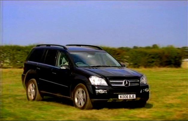 2007 Mercedes-Benz GL [X164]