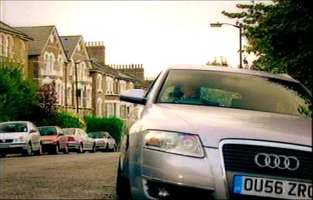 ... 2006 Audi A6 Avant 3.0 TDI quattro C6 [Typ 4F] in