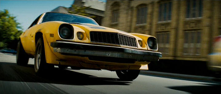 IMCDborg 1977 Chevrolet Camaro Z28 in Transformers 2007