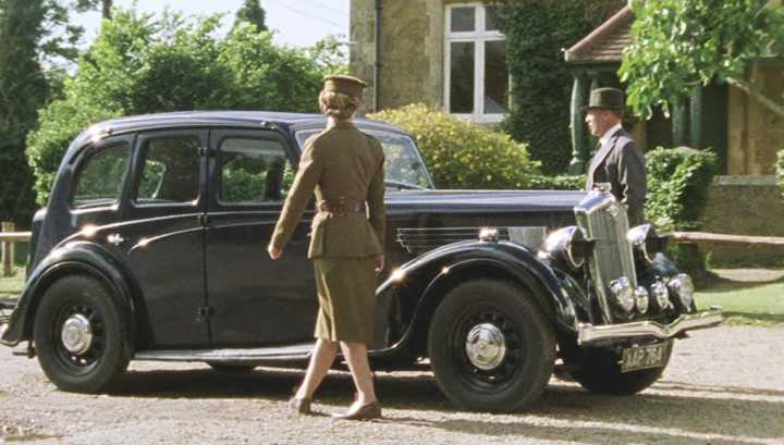 1936 Wolseley 14/56 1800 Series II