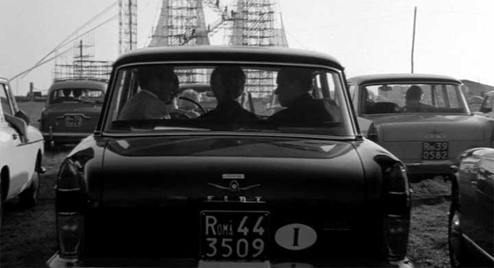 Fiat 1800 2100 2300 fregio pulsante cofano rear for 2100 2300