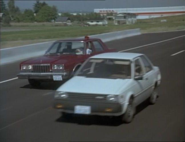 IMCDborg 1982 Nissan Sentra B11 in Short Time 1990