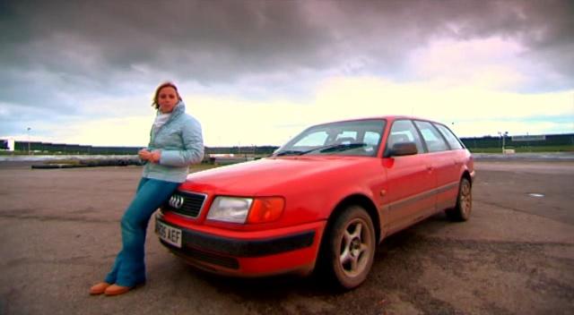 1992 Audi 100 Avant 2.0 E C4