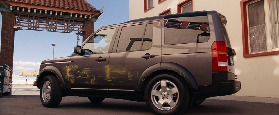 2005 land rover lr3 l319 in nancy drew 2007. Black Bedroom Furniture Sets. Home Design Ideas