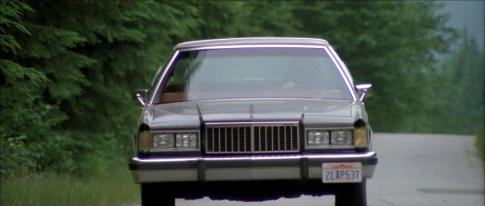 1985 Mercury Grand Marquis LS
