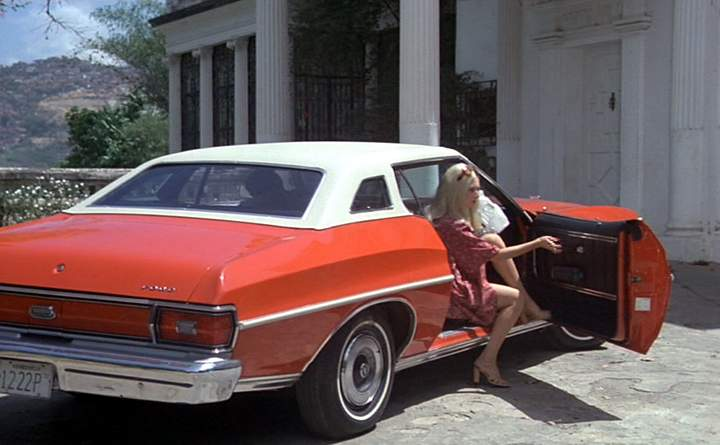 Imcdb Org 1974 Ford Gran Torino Brougham In Quot Le Sauvage