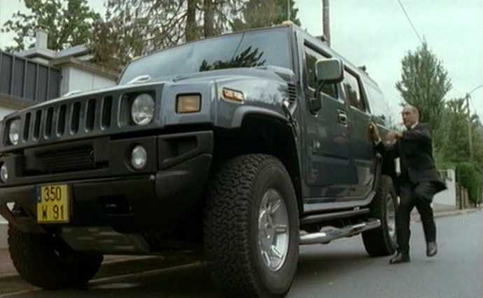 Hummer 2003 movie for Christina hummer