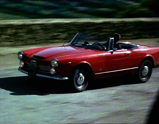 Imcdb 1962 Alfa Romeo 2600 Spider Touring 10601 In The