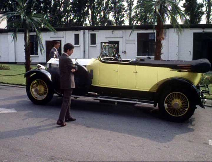 1925 Rolls Royce Phantom >> Imcdb Org 1925 Rolls Royce Phantom I Tourer Hooper 10umc