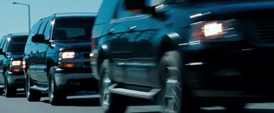 """IMCDb.org: 2003 Ford Expedition Eddie Bauer Gen.2 [U222] in """"Resident Evil: Apocalypse, 2004"""""""