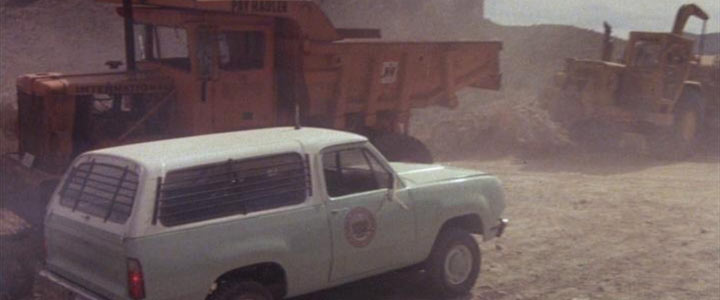 International Harvester Payhauler Quarry Truck