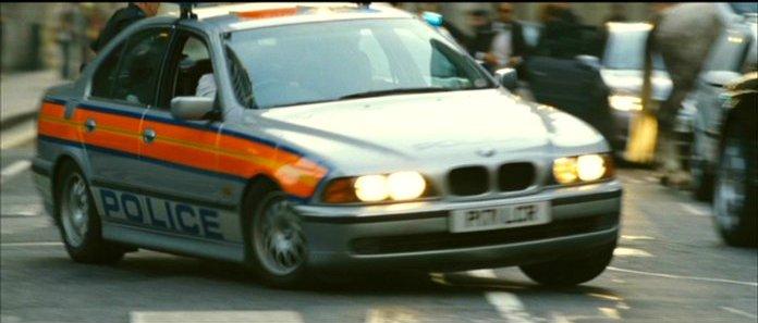 Imcdb Org 1997 Bmw 520i Se E39 In Quot Stormbreaker 2006 Quot