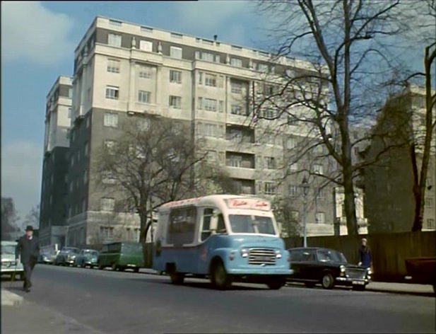Karrier 1-Ton 'Mr. Softee' Smiths Mobile Shops Ice-Cream Van