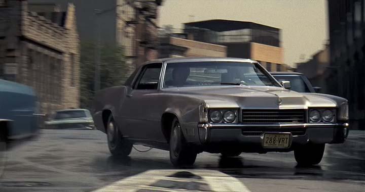 Imcdb Org 1970 Cadillac Fleetwood Eldorado In Quot American