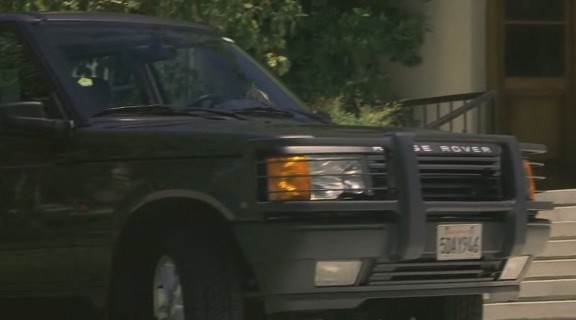 1999 Land-Rover Range Rover HSE Series II [P38a]