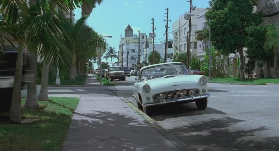 Imcdb 1956 Ford Thunderbird 40a In Bad Boys 1995