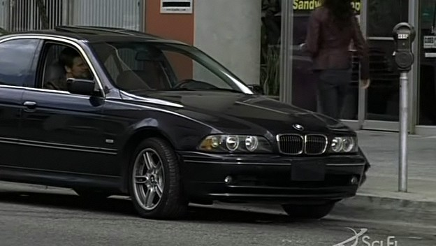 IMCDborg BMW I E In The Lost Room - 2006 bmw 540i