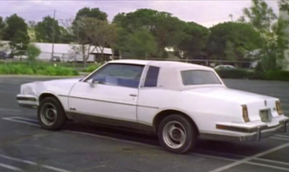 1984 Pontiac Grand Prix
