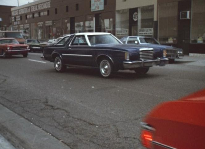 1977 Ford Thunderbird In Starsky And Hutch