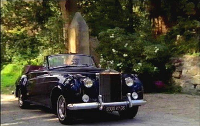 1959 Rolls Royce Silver Cloud Ii Drophead Coupé By H J Mulliner