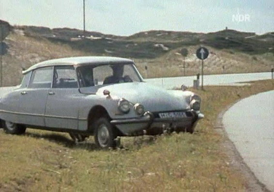 1966 Citro�n DS 19 Pallas