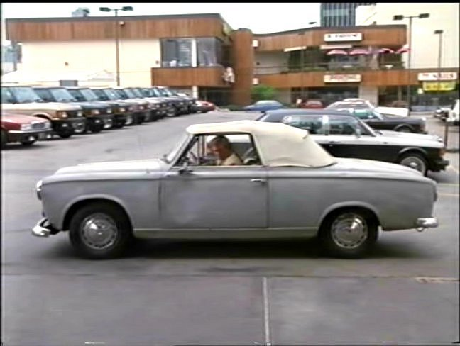 1960 peugeot 403 cabriolet in columbo death hits the jackpot 1991. Black Bedroom Furniture Sets. Home Design Ideas