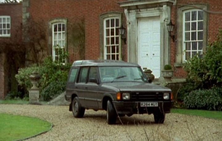 1990 Land-Rover Discovery Series I