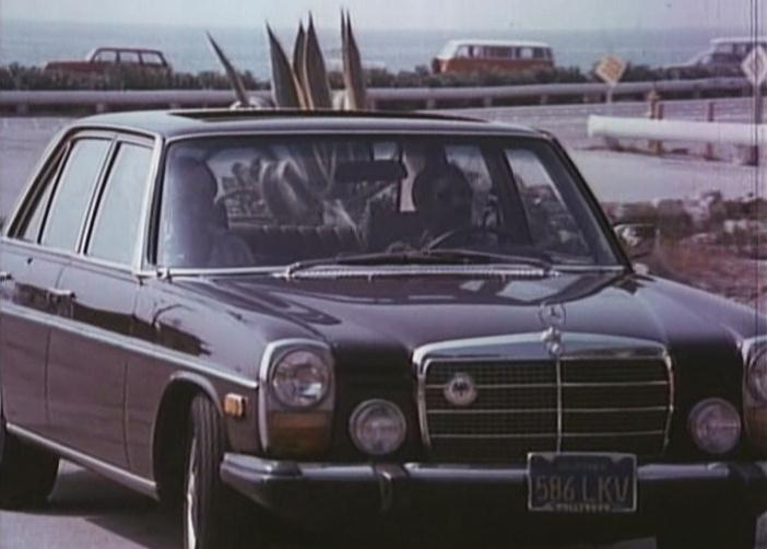 1974 mercedes benz 280 w114 in double for 1974 mercedes benz 280