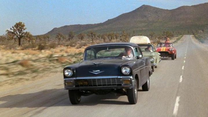 Imcdb Org 1956 Chevrolet Bel Air In Quot Hot Rods To Hell 1967 Quot