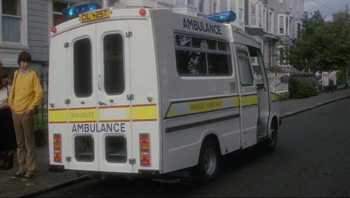 IMCDb.org: 1980 Ford Transit Ambulance Hanlon MkII in