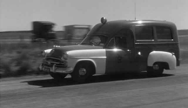 1956 Dodge Kingsway Ambulance [D-49]