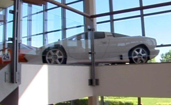 IMCDb.org: 1989 Lamborghini P140 in