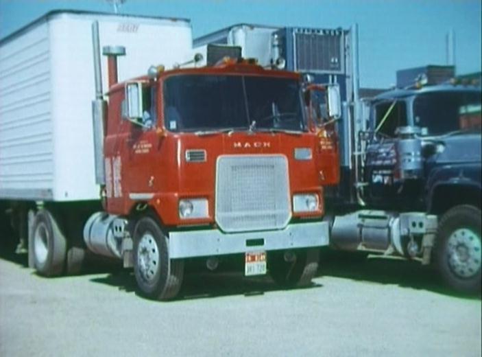 1970 Mack Truck : Imcdb mack fl l in quot moonfire