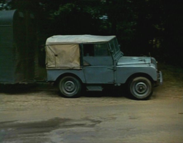1952 Land-Rover 80'' Series I