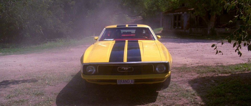 """04 Mustang Gt >> IMCDb.org: 1972 Ford Mustang Grande in """"Death Proof, 2007"""""""