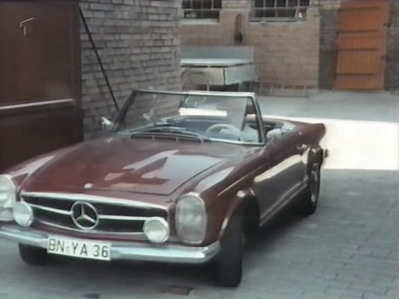 1967 Mercedes-Benz 250 SL Automatic [W113]