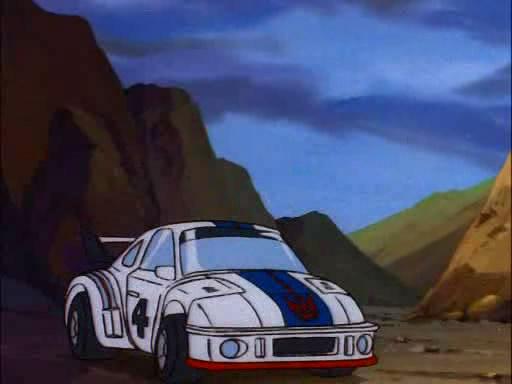Imcdb Org Porsche 935 Group 5 In Quot Transformers 1984 1987 Quot