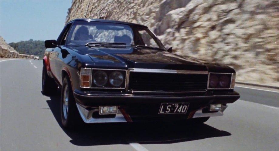 1977 Holden 1Tonner HZ