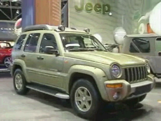 Imcdb Org 2003 Jeep Cherokee Renegade Kj In Quot Rtl