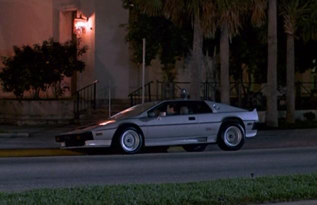 Imcdb Org Lotus Esprit Turbo Type 82 In Quot Miami Vice 1984 1989 Quot