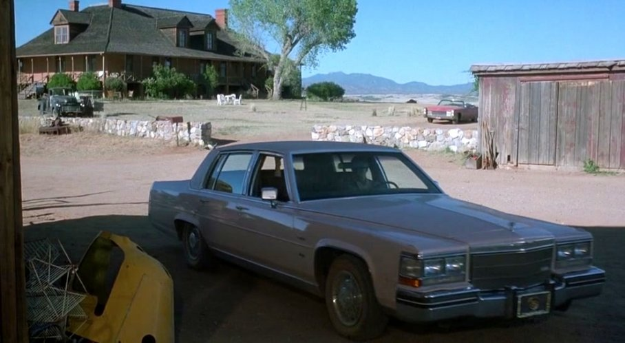 IMCDborg 1983 Cadillac Fleetwood Brougham in Arizona Dream 1993