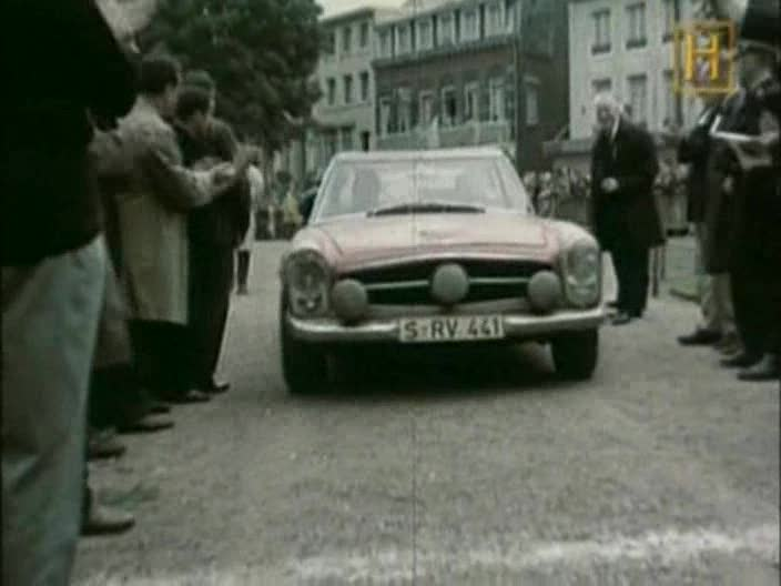1963 Mercedes-Benz 230 SL Rally [W113]