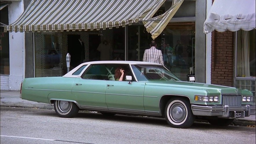 IMCDb.org: 1975 Cadillac Sedan DeVille Hardtop in