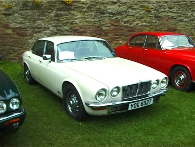 1979 Jaguar XJ6 L 4.2 [Series II]