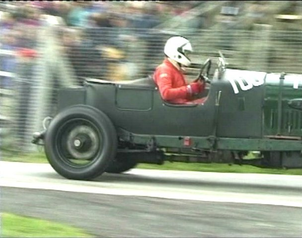 Bentley 3 Litre Derby special
